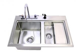 TriStar Vet blog: When you're running tests using our veterinary fecal sink, you prepare samples on a stainless steel drain board/work surface that can eliminate contamination.