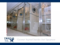 TriStar Vet kennel photo: Get inspired by this kennel design with glass doors and panels