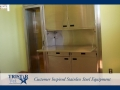 TriStar Vet treatment equipment photo: Turn any space into a work area with our stainless steel cabinets