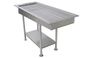 Veterinary Stationary Mobile Treatment Tables