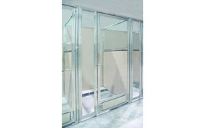 Kennel Glass Door