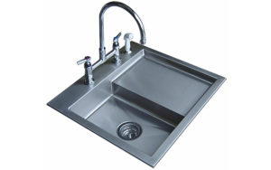 Veterinary Fecal Sink