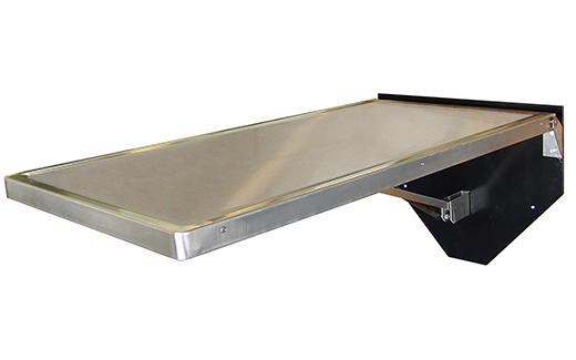 Stainless Steel Veterinary Exam Tables Fold Up For Storage With Ease. And  Thatu0027s Just The Beginning.