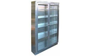 Veterinary Double Door Medical Cabinet