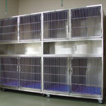 TriStar vet engineers have designed two styles of veterinary cages to make sure you have exactly what you need in your busy practice.