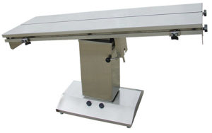 Veterinary Electric V Top Surgery Table